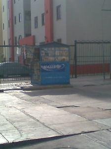 Kioskos pintados