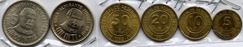 Monedas de Intis