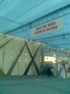 """Sitdef 2009 """"Hacia una Cultura de Defensa"""""""