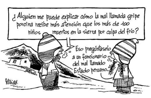 Mario Molina Niños Perú