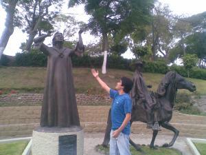 """La Gran Chabuca Granda, el chalán representando el tema """"José Antonio"""" y yo"""