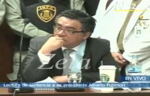 ... su abogado Cesar Nagasaki no le alcanzaba su café de Starbucks.