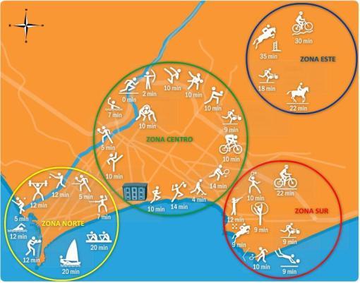 Mapa de Eventos de Lima 2015